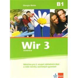 Wir 3 - učebnice - G. Motta Učebnice