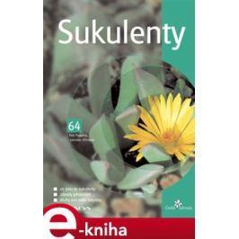 Sukulenty - Petr Pasečný, Jaroslav Ullmann E-book elektronické knihy