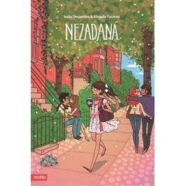 Nezadaná - Magalie Foutrier, India Desjardins Komiksy