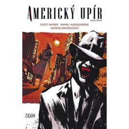 Americký upír 2 - Rafael Albuquerque, Scott Snyder, Viktor Janiš Komiksy