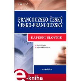 Francouzsko-český / česko-francouzský kapesní slovník - Vladimír Uchytil E-book elektronické knihy