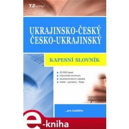Ukrajinsko-český / česko-ukrajinský kapesní slovník - Vladimír Uchytil E-book elektronické knihy