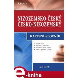 Nizozemsko-český / česko-nizozemský kapesní slovník - Vladimír Uchytil E-book elektronické knihy