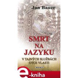 Smrt na jazyku - Jan Bauer E-book elektronické knihy