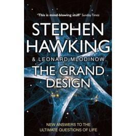 The Grand Design - Stephen Hawking, Leonard Mlodinow Originální verze