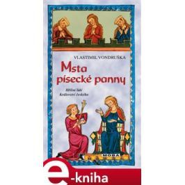 Msta písecké panny - Vlastimil Vondruška E-book elektronické knihy