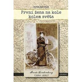 První žena na kole kolem světa - Peter Zheutlin Sport