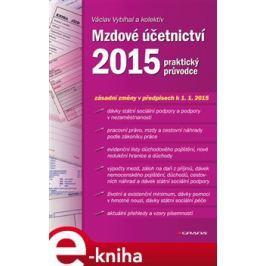 Mzdové účetnictví 2015 - Václav Vybíhal, kol.