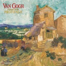 Nástěnný kalendář - Vincent van Gogh 2017 Kalendáře