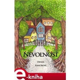 Nevoľnosť - Denisa Kancírová E-book elektronické knihy