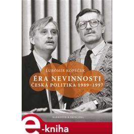 Éra nevinnosti - Lubomír Kopeček E-book elektronické knihy