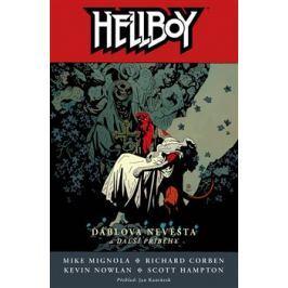 Hellboy 11 - Ďáblova nevěsta a další příběhy - Mike Mignola Komiksy