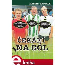 Čekání na gól - Martin Hattala E-book elektronické knihy