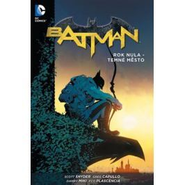 Batman: Rok nula - Temné město – Snyder Scott, Capulo gregg