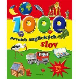1000 prvních anglických slov Učebnice