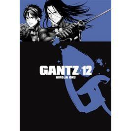 Gantz 12 - Hiroja Oku Komiksy