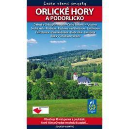 Orlické hory a Podorlicko - kol. Pardubický kraj