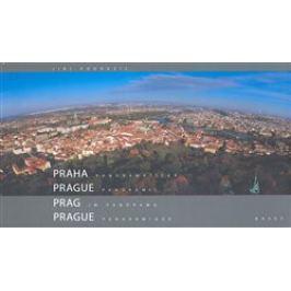Praha panoramatická - Jiří Podrazil