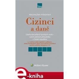 Cizinci a daně - 4., rozšířené vydán - Magdalena Vyškovská