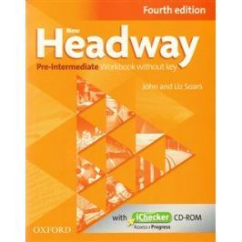 New Headway Fourth Edition Pre-intermediate Workbook Without Key with iChecker CD-ROM - John Soars, Liz Soars