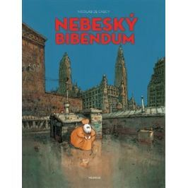 Nebeský bibendum - Nicolas de Crécy
