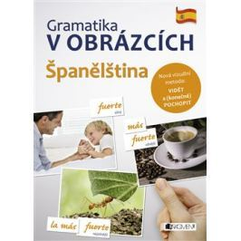 Gramatika v obrázcích - Španělština - Iván Reymóndez Fernández