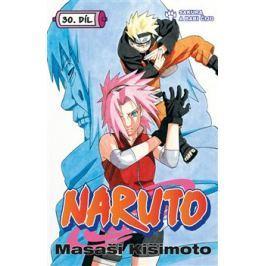 Naruto 30: Sakura a Babi Čijo - Masaši Kišimoto