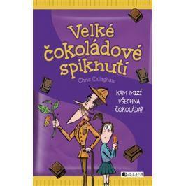Velké čokoládové spiknutí - Chris Callaghan