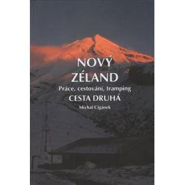 Nový Zéland 2 - Práce, cestování, tramping - Michal Cigánek