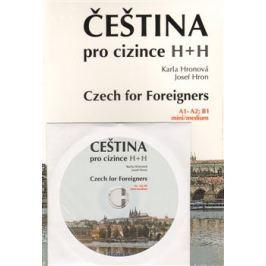 Čeština pro cizince/Czech for Foreigners + CD - Karla Hronová, Josef Hron