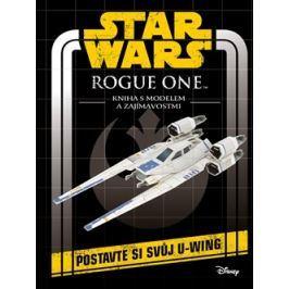 Star Wars - Rogue One: Kniha s modelem a zajímavostmi - Katrina Pallant