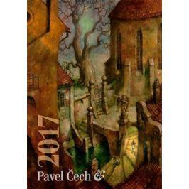 Pavel Čech kalendář 2017 - Pavel Čech
