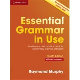 Essential Grammar in Use without Answers 4rd edition - Raymond Murphy