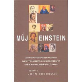 Můj Einstein - John Brockman