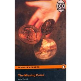 The Missing Coins (audio CD Pack) - John Escott