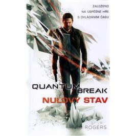 Quantum Break- Nulový stav - Sam Rogers