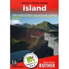 Island - turistický průvodce Rother - Christian Handl, Gabriele Handl