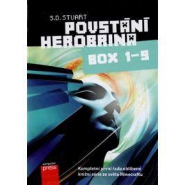 Povstání Herobrina - BOX - S. D. Stuart