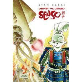 Usagi Yojimbo: Senso - Stan Sakai