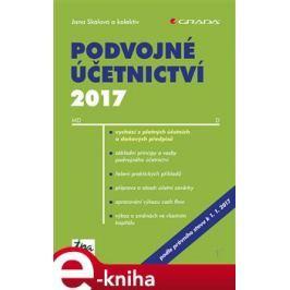 Podvojné účetnictví 2017 - kol., Jana Skálová