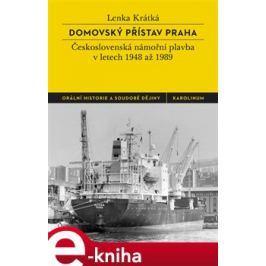 Domovský přístav Praha - Lenka Krátká