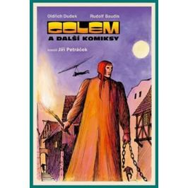 Golem a další komiksy - Oldřich Dudek, Rudolf Baudis
