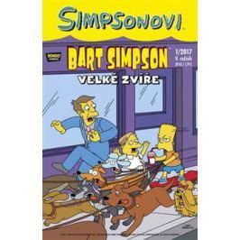 Bart Simpson 1/2017 - Velké zvíře - Matt Groening