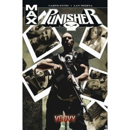 Punisher Max 8 - Vdovy - Garth Ennis, Lan Medina