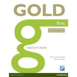 Gold First Teachers Book - Clementine Annabell, Rawdon Wyatt