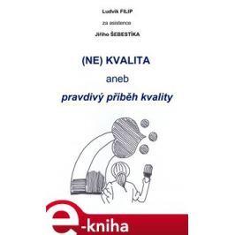 (NE)KVALITA aneb pravdivý příběh kvality - Jiří Šebestík, Ludvík Filip