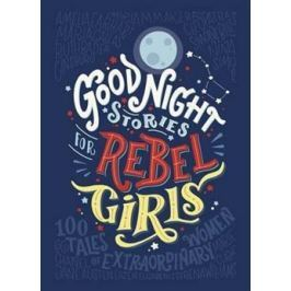 Good Night Stories for Rebel Girls - Franchesca Cavallo