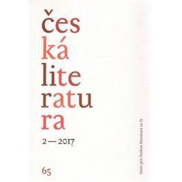 Česká literatura 2/2017