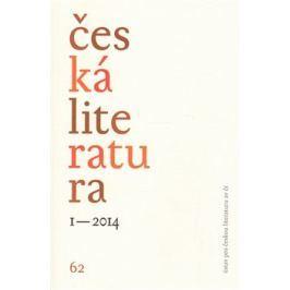 Česká literatura 1/2014