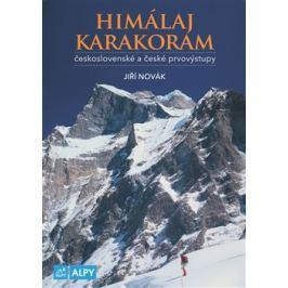 Himaláj a Karakoram - Jiří Novák, Jiří Novák